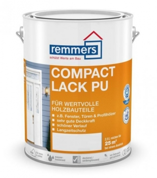 Remmers Compact-Lack PU Sonderfarbe 2,5 Liter
